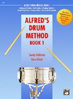 Alfred's Drum Method Book 1 - Book Only (ALF138)