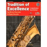 Tradition of Excellence Alto Sax (W61XE)