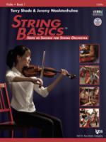 STRING BASICS BOOK 1- VIOLA (115VA)