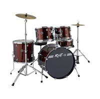 Dixon Riot Series Drum Set (RT522E)